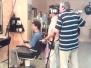 2006-06-24 Videoprojekt:Drehtag im Frisörladen