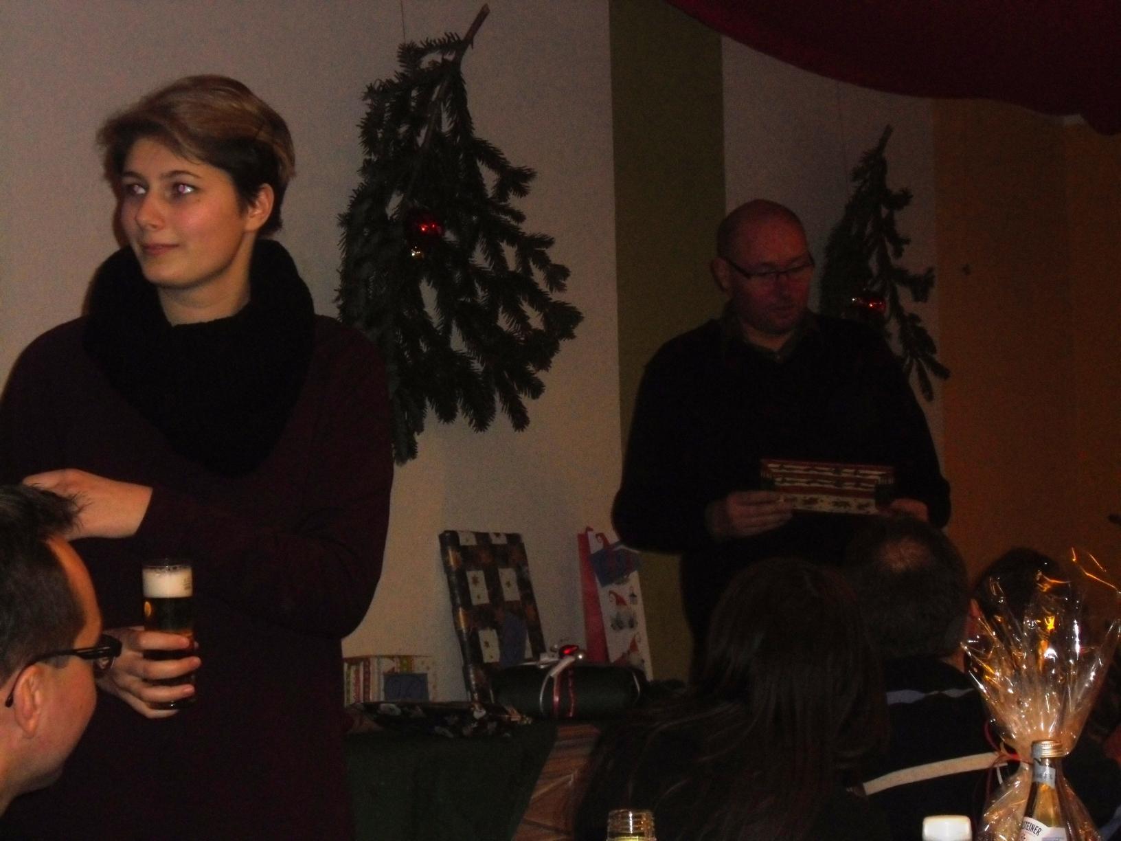 Weihnachtsfeier 2013