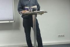 Lesung Gerd Riese - Mein Weg - 01