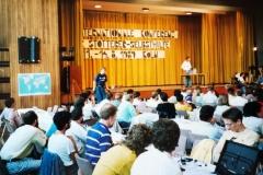 1989 - Welttreffen in Köln - Wir luden die Welt zur 2. Inter. Konferenz nach Köln ein.