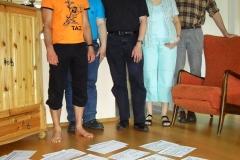2006 - Brainstorming Videoprojekt der BVSS