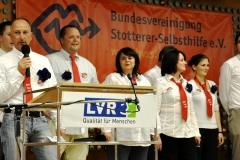 2009 - 36. Bundeskongress in Köln - Wir luden zum Kongress nach Köln ein.