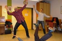 2015 - Improtheater Workshop - durch Spielfluss in den Redefluss kommen!