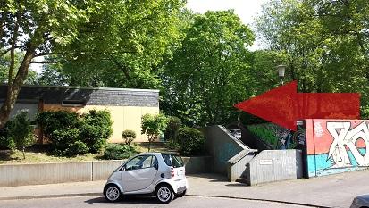 Wendehammer Kreutzerstraße